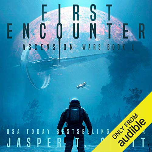 Page de couverture de First Encounter