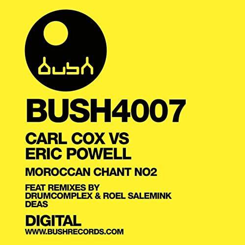Carl Cox & Eric Powell