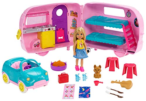 Club Chelsea Camper is a great toy for preschool girls