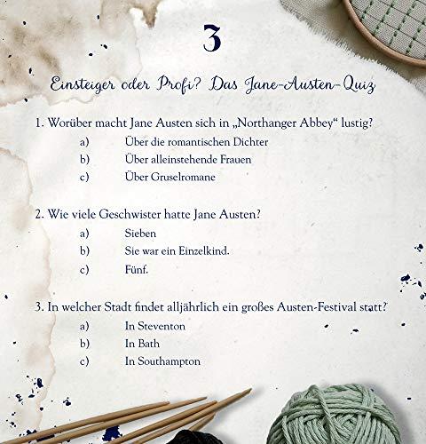 Jane Austen Adventskalender