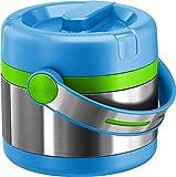 Emsa 409092 Termo para Sólidos, Azul, 0.65 L