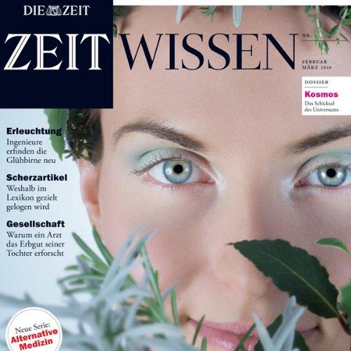 ZeitWissen: Februar 2010 Titelbild