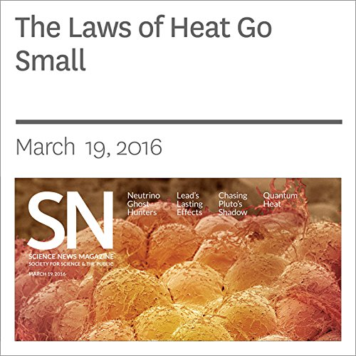The Laws of Heat Go Small                   By:                                                                                                                                 Andrew Grant                               Narrated by:                                                                                                                                 Mark Moran                      Length: 13 mins     Not rated yet     Overall 0.0