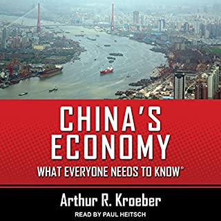 Page de couverture de China's Economy