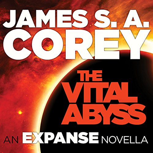 The Vital Abyss audiobook cover art