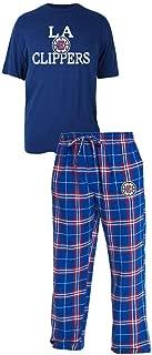 Los Angeles Clippers LA Men's Pajama Set Dup Sleep Set