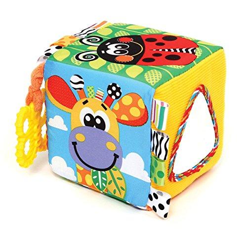 Playgro-0184167 Tapis de Jeu et de gymnases (0184167) Couleur / modèle Assorti