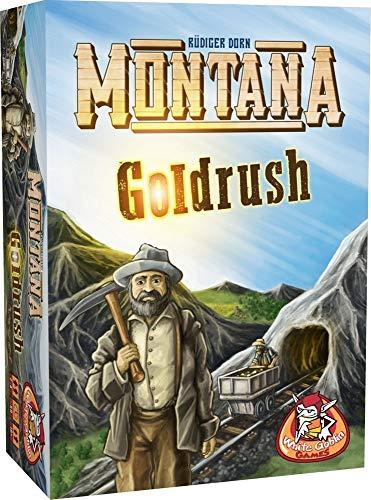 White Goblin Games WGG01849 Montana: Goldrush [Erweiterung]