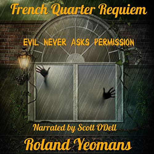 Couverture de French Quarter Requiem