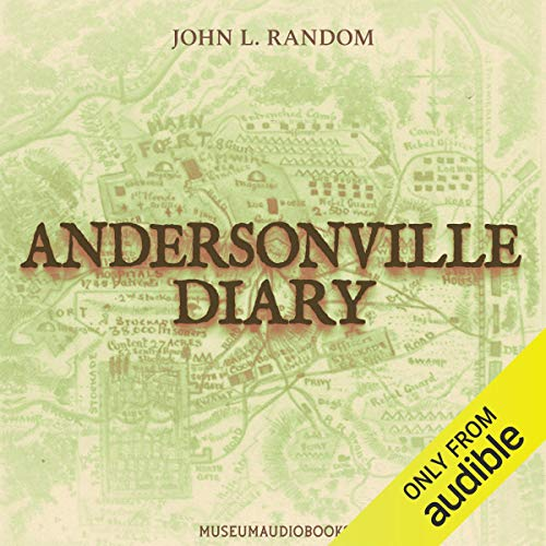 Andersonville Diary Audiobook By John L. Ransom cover art