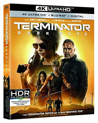 Terminator: Dark Fate (4K UHD + Blu-ray + Digital)