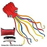 Best Kite Kit For Kids - Octopus Kites Kids Kite Parafoil Kites Beach Kites Review