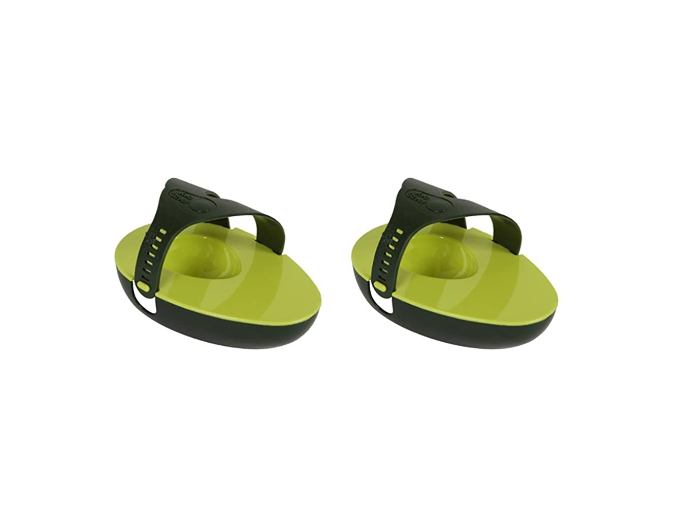 Evriholder Avo Saver, Avocado Holder with Rubber Strap to Secure Your Food & Keep it Fresh, Pack of 2