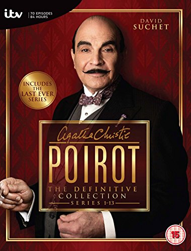 Agatha Christie s Poirot: The Definitive Collection - Series 1-13