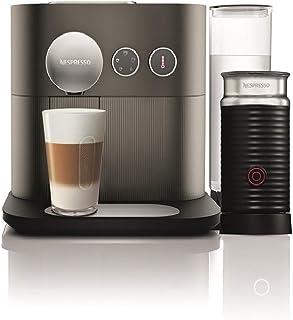 ネスプレッソ コーヒーメーカー エキスパート バンドルセット グレー D80GR-A3B