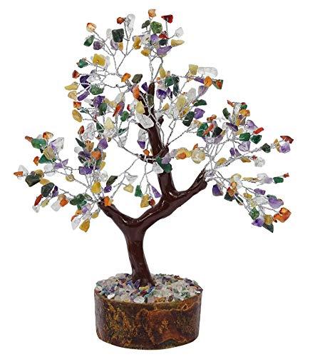Harmonize Multistone Feng Shui Bonsai-Baum für Reiki Healing Tabelle Home Decor