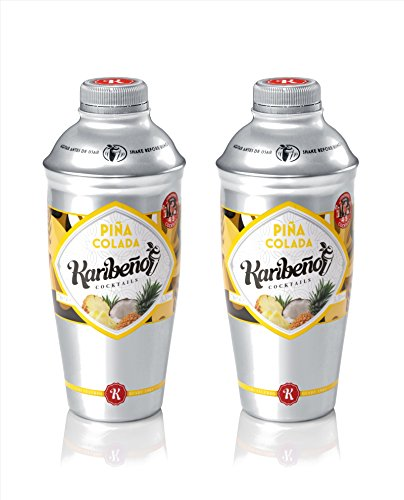 Piña Colada 70cl. - Karibeño Cocktails (Pack 2 unidades)