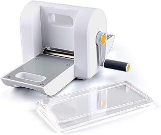 LQKYWNA Découpage de Bricolage Machine de Gaufrage Mini Scrapbooking Cutter Outil Découpé pour La Fabrication de Cartes Ho...