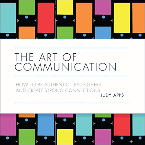 The Art of Communication audiobook cover art
