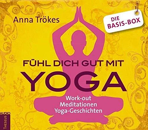 Fühl dich gut mit Yoga. Die Basis Box:: Work-out, Meditationen, Yoga-Geschichten