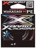 エックスブレイド X-Braid オーロラ 極光 60m 0.15号 X4