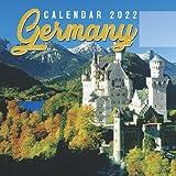 Germany Calendar 2022: Calendar 2022 with 6 Months of 2021 Bonus
