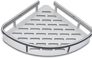 NUSSKACKA バスルーム 三角棚 コーナーラック お風呂ラック 水切り 浴室収納 家庭用