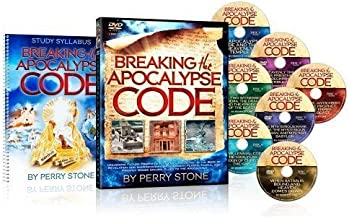 Breaking The Apocalypse Code, 7 DVD Bible Teaching Series on the Book of Revelation