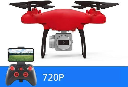 ERKEJI Drohne Drone-Fernbedienung Quadcopter Lufüruck Feste H  Spielzeug Flugzeuge 720P   1080P Echtzeitübertragung Luftbild WiFi FPV