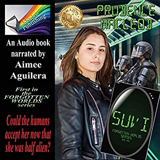 Suvi     Forgotten Worlds, Book 1              By:                                                                                                                                 Prudence MacLeod                               Narrated by:                                                                                                                                 Aimee Aguilera                      Length: 5 hrs and 16 mins     8 ratings     Overall 4.0