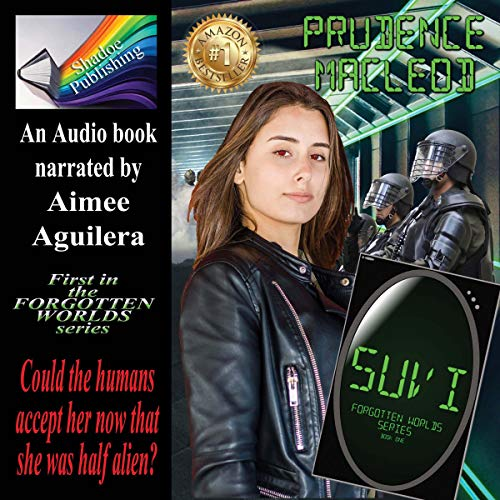 Suvi audiobook cover art