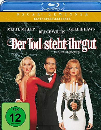 Der Tod steht ihr gut [Alemania] [Blu-ray]