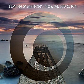 Haydn Symphony Nos. 94, 100 & 104