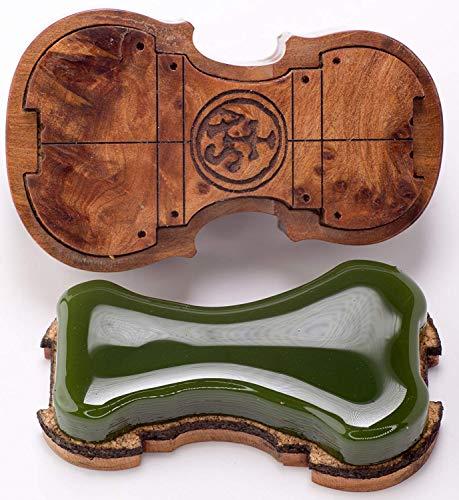 Jade L'Opera JADE Rosin for Violin, Viola, and Cello (Collectors Box)