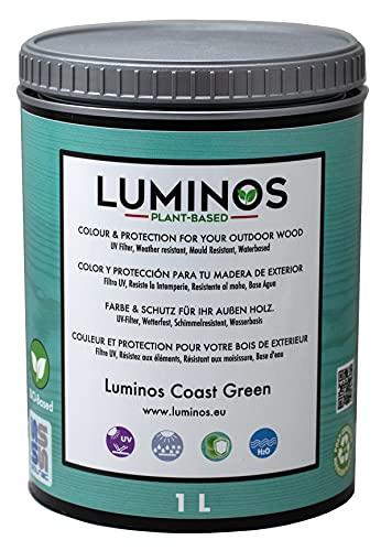 Luminos - Vernice protettiva per il legno, per esterni