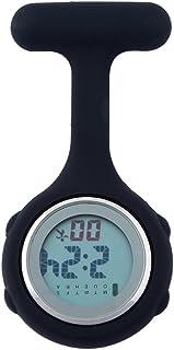 Nurse Watch Multi-Function Digital Silicone FOB Pocket Watches