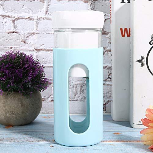 【 】Draagbare multifunctionele oplaadbare 20000 rpm mini juicer beker, handheld fruitmixer, groenten slaapzaal thuisgebruik voor fruit(light blue)