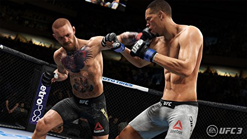 EA Sports World EA Sports UFC 3 輸