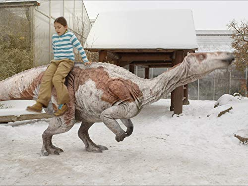 Eiskalte Dinos / Dino-Garten