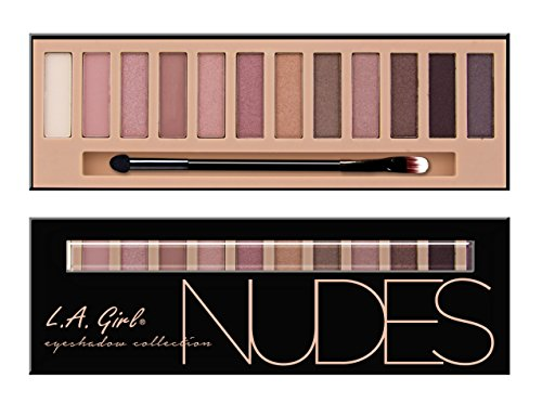 LA Girl Beauty Eyeshadow Collection – Paleta...