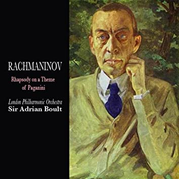 Rachmaninoff: Rhapsody on a Theme of Paganini. Op 43 (Stereo Remaster)