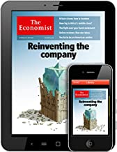The Economist - Digital Edition - Magazine Subscription from MagazineLine (Save 64%)