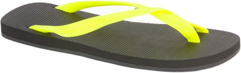 Danward Men's Cross Toe Flip-Flop Sandals CM15FFF1