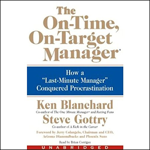 The On-Time, On-Target Manager Titelbild