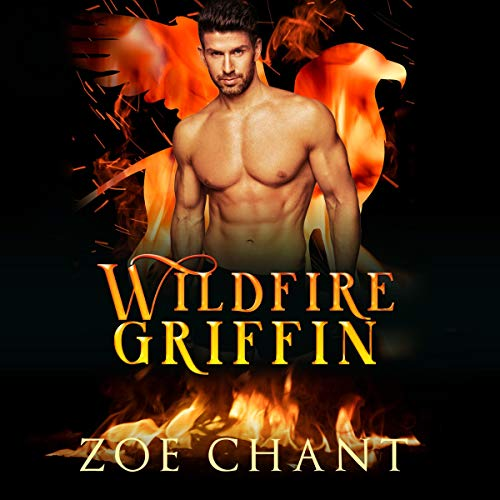 Wildfire Griffin audiobook cover art