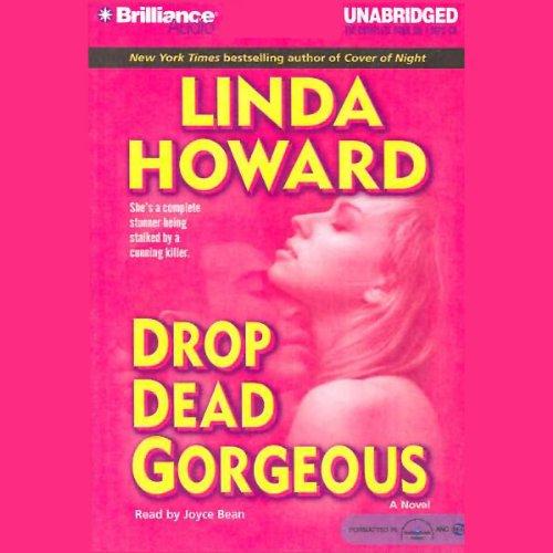 Drop Dead Gorgeous audiobook cover art