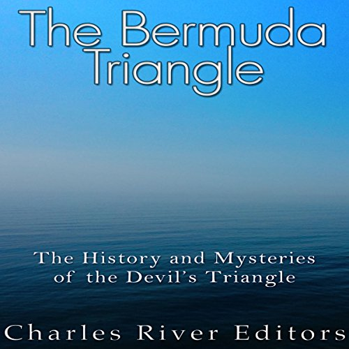 The Bermuda Triangle audiobook cover art