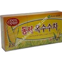 ドンソ食品 オクスス(とうもろこし)茶(10g×15ティーパック入り) 150g