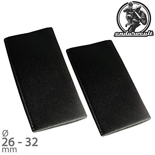 endurocult - Neopren Gabelschützer kurz 26-32 mm