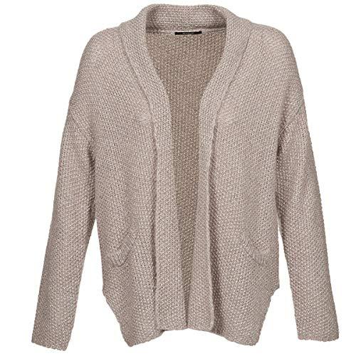 Kookaï Becca Pullover & Strickjacken Damen Beige - EU M (T2) - Strickjacken Sweater